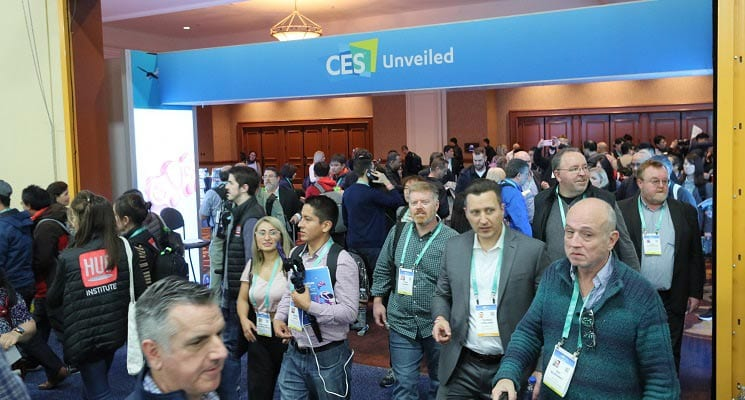 CES 2020: Artificial Intelligence, 5G Define Future