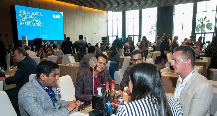 Dubai Kicks Off 2020 with Wedding Retreat