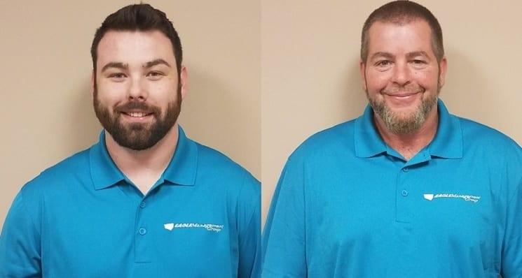 Halston Behringer & Kurt Cioffi Named Eagle Management Group Managers