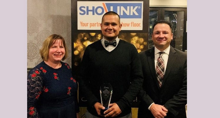 Sho-Link Inc. Names Jose Herrera as 2019 Employee of the Year