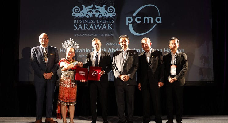 PCMA, Sarawak to Elevate Business Events Power