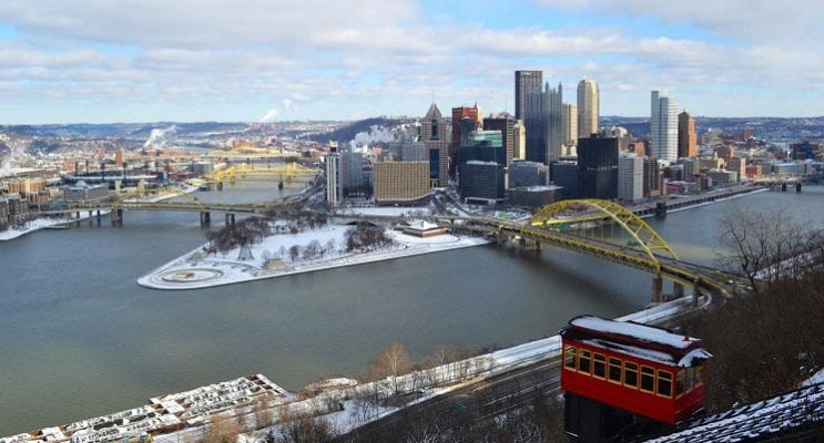 Pittsburgh Noted for 'Walkability' at Conventions