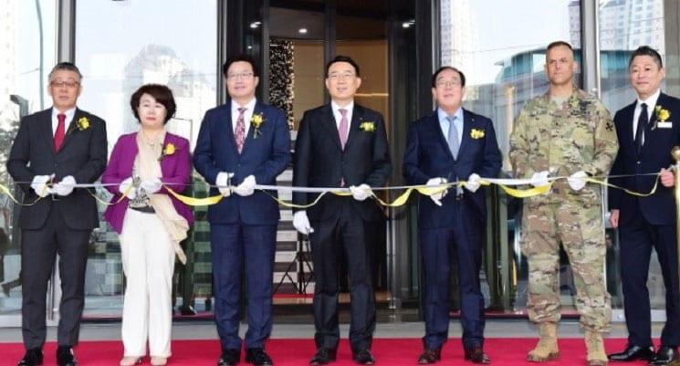 Suwon MICE Complex Welcomes New Marriott
