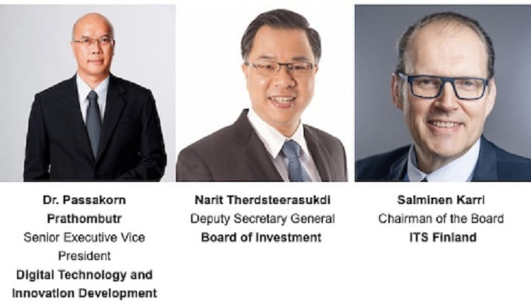 Speakers Announced for Thailand Traffic Expo