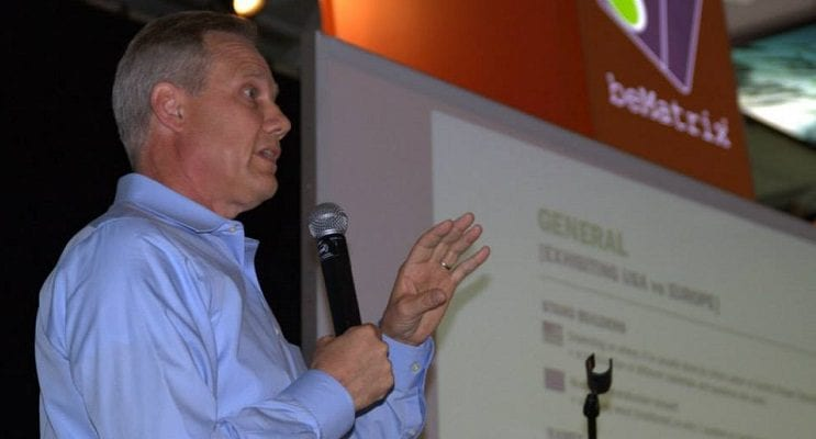 beMatrix's Laarhoven Wins EDPA Award