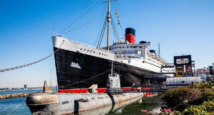 D.E.A.L. (Lodging): Anaheim Campus, Disneyland or the Queen Mary?