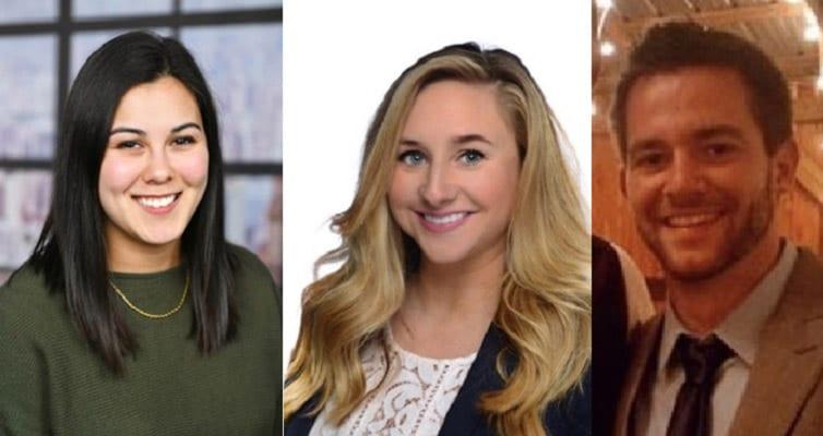 Preston Thompson & Lauren Zumbahlen Join Adex Int'l.; Tracy Fujimura Attains CTSM & MBA