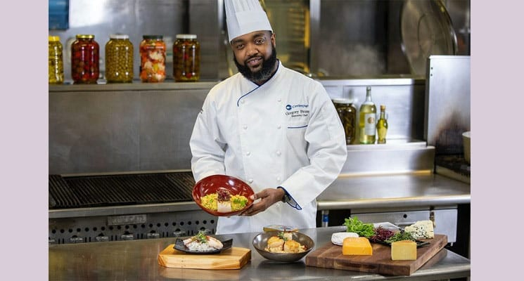 Chef Gregory Pittman Named Executive Chef at Baltimore CC