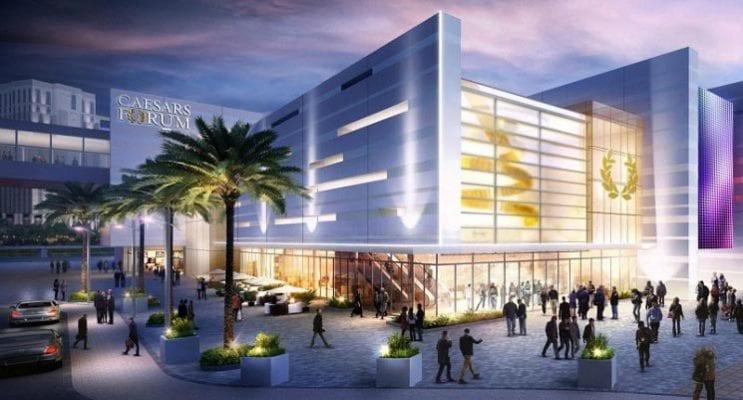 Caesars Forum Will Redefine LV Meetings Industry