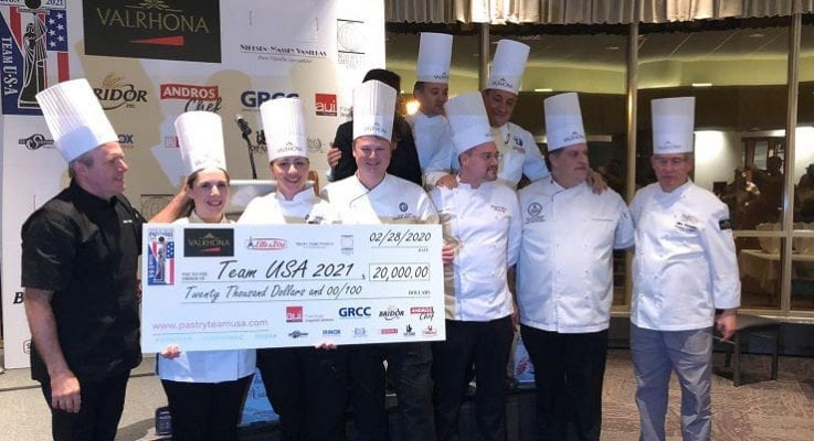 Colorado CC Exec. Pastry Chef Named to Pastry Team USA