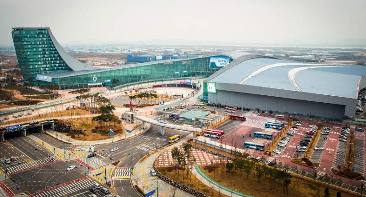 Kintex CC to Develop Third Exhibition Hall