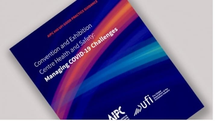 """AIPC & UFI Release """"Managing COVID-19 Challenges"""" Guide"""