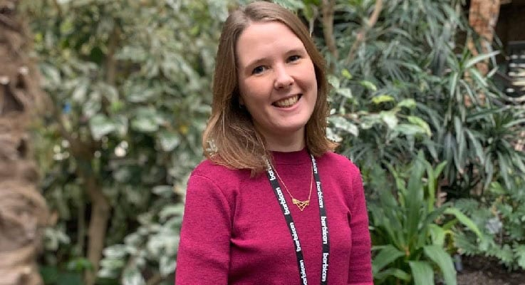 Emma Dickinson Named Barbican Business Events Event Manager