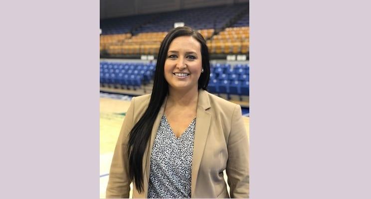 Spectra Promotes Jessica Beckmann at Owensboro Sportscenter