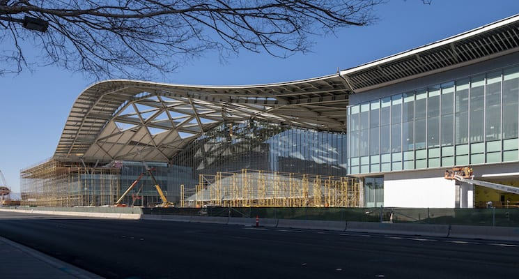 LVCC Expansion Reaches New Milestone in New Exhibit Hall