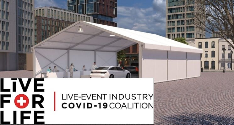 LiveForLife: Industry Unites for COVID-19 Coalition