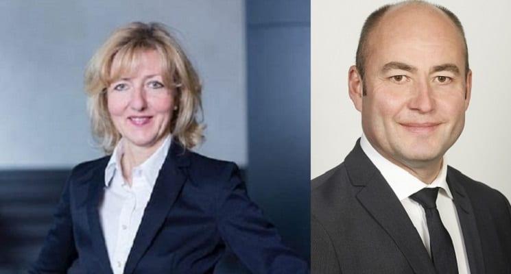Petra Cullmann & Bernd Jablonowski Join Messe Dusseldorf's Board