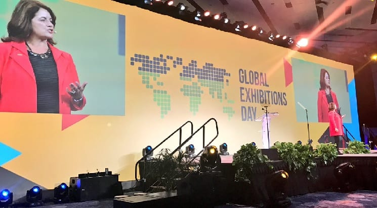 "Global Exhibitions Day to Focus on ""Key to Rebuilding Economies"""