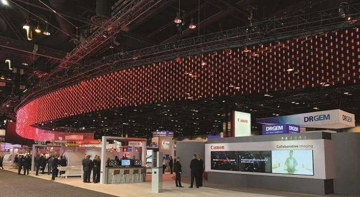Shop to Showfloor: Vision, Collaboration and Technology = Successful Exhibits