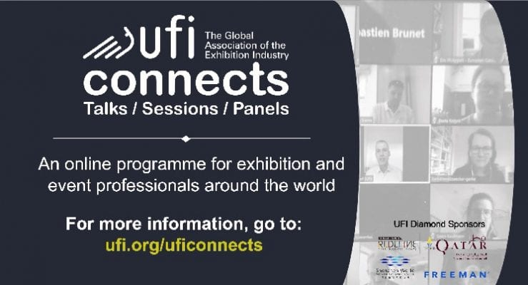 UFI Connects Sessions Reached First Milestones