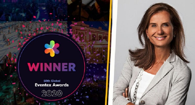AIM Group International Receives 4 Awards at Eventex Awards 2020