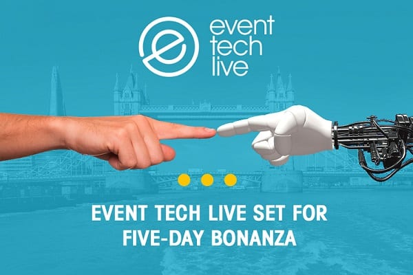 Event Tech Live Set to Combine 5 Virtual Days with 2 In-Person Days