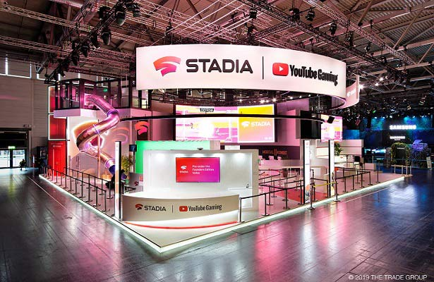 The Trade Group Earns Multiple Accolades from 2020 World Exhibition Stand Awards