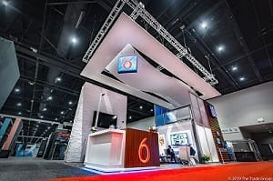 Trade Group World Stand Awards G6