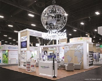 Trade Group World Stand Awards Nurtribiotech