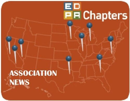 Association News: EDPA Chapters are Sharing Positive Vibes