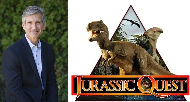 Adam Friedman Joins Jurassic Quest As New CEO