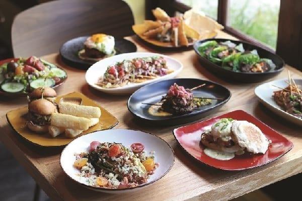D.E.A.L. (Dining): Tu Tu Tango Café & Others Put the International in I-Drive
