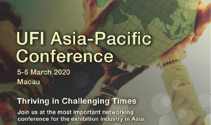 UFI Asia-Pacific Conference Cancelled for 2020