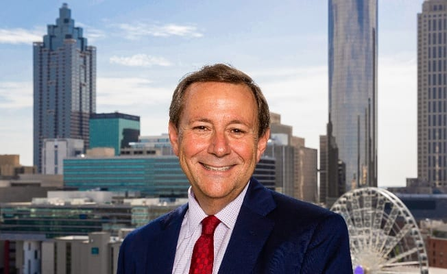 Atlanta CVB CEO William Pate Receives Lifetime Achievement Award