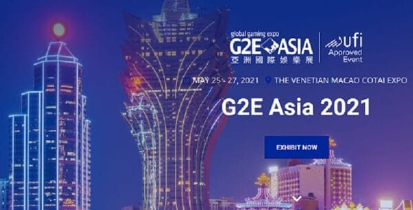 Global Gaming Expo (G2E) Asia & Philippines Postpone Until 2021