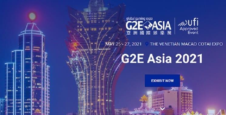 G2E Asia flyer