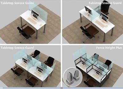 Lingtong -desks