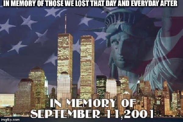 In Memory of 9.11