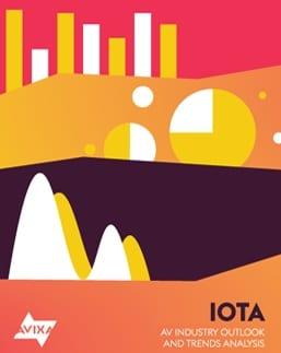AVIXA IOTA book cover
