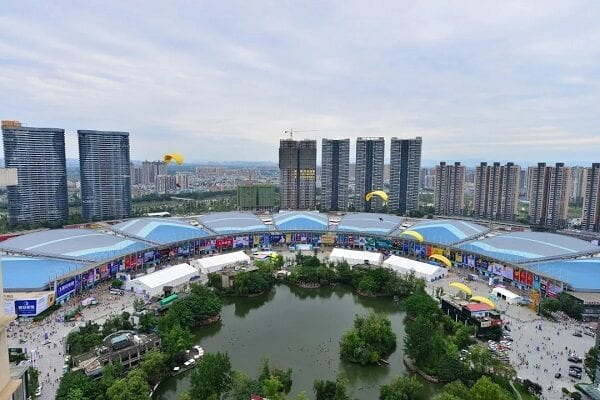 2020'S First Green Expo Opens in Chengdu