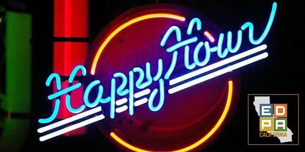 EDPA California's Zoom Happy Hour on Oct. 1