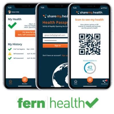 Fern_HealthCheck_screens