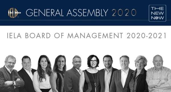 IELA Board 2020-2021-Press