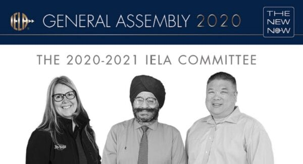 2020 IELA Elections Held by Zoom & Email