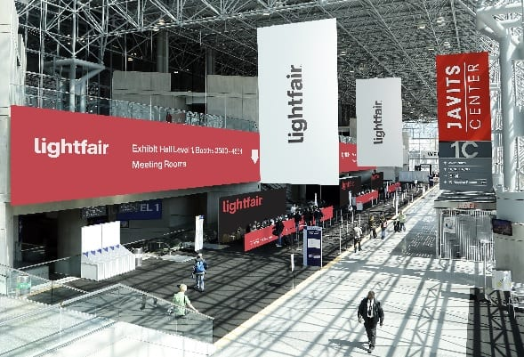 LightFair Signs Four-Year Contract with CDS
