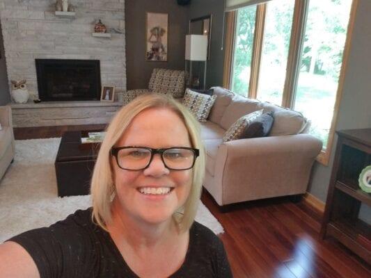 Jennifer Hermanson Home office
