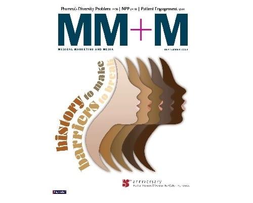 Poretta & Orr Wins Prestigious MM&M Hall of Femme Cover Design