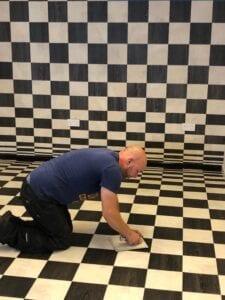 floorplay magnetic wall
