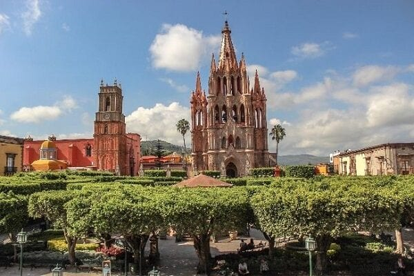 San Miguel de Allende Reopening to Events