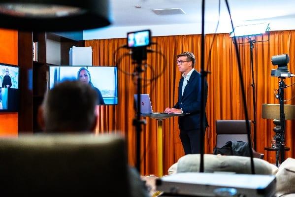 The Hague Webinar Celebrates Partnerships